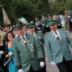 2017-08-20 | Bundesschützenfest 2017 - Empfang der Majestäten & Festzug | Heidberg